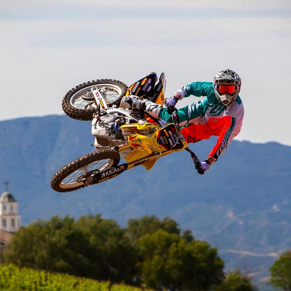 Anthony Murray - Primal X Motorsports - MX Graphics