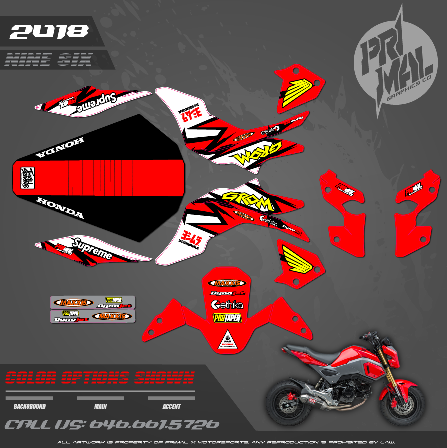 Proofs | Primal X Motorsports | Motocross Graphics | ATV Graphics | Backgrounds | Vehicle Wraps ...