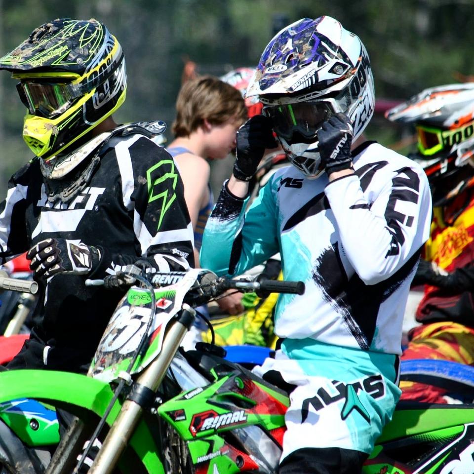 Jason Mcneil - Primal X Motorsports - MX Graphics