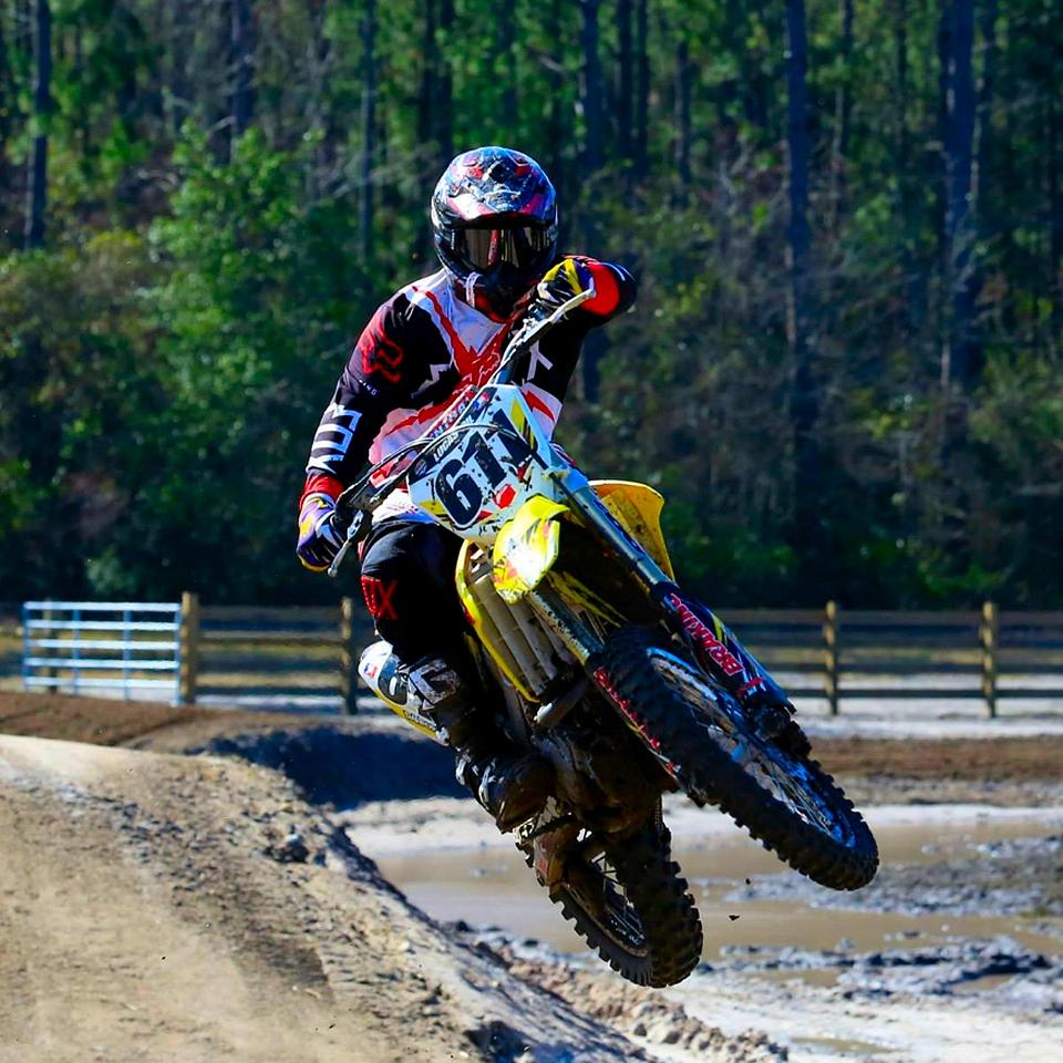 Jeremy Danford - MX Graphics - Primal X Motorsports
