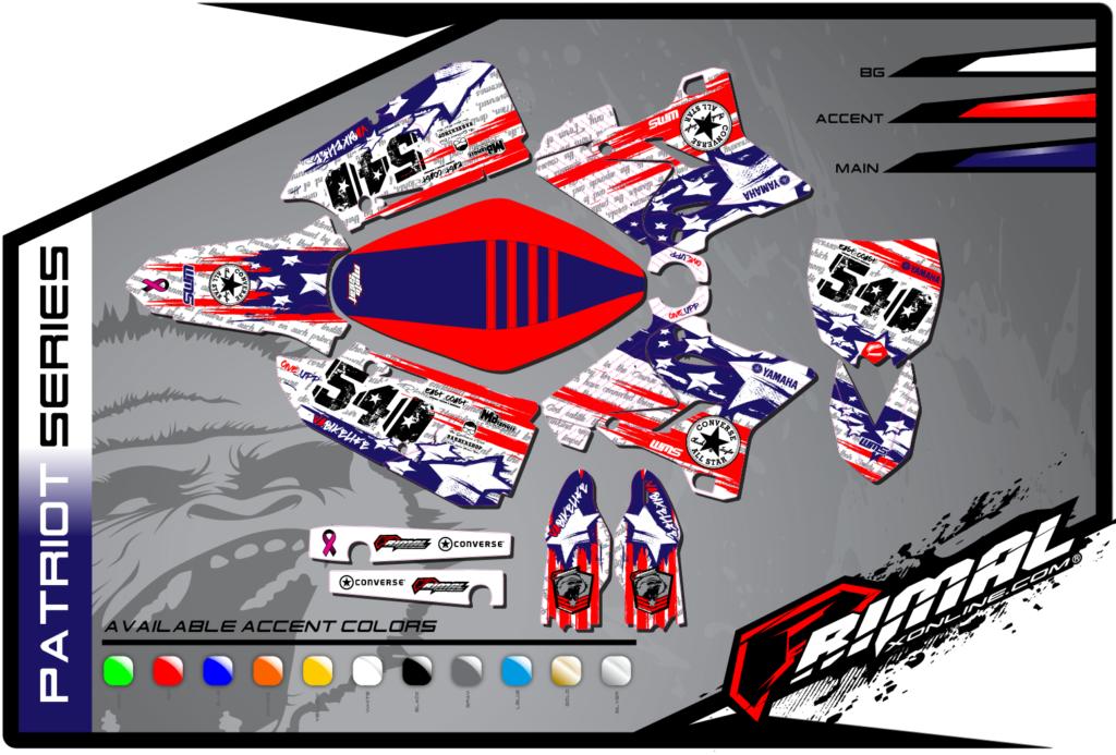 primal-x-motorsports-mx-graphics-motocross-graphics-yzf-450-yzf-250-yz125-yz250-retro-graphics-retro-yz-graphics-usa-graphics-patriot