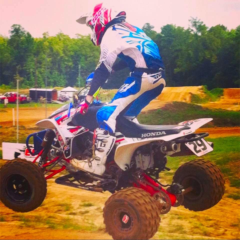 Tyler Barnes - Primal X Motorsports - MX Graphics