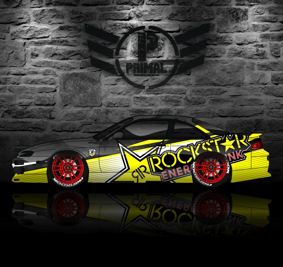 Wraps Primal X Motorsports Motocross Graphics Atv Graphics