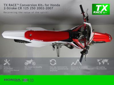 CR Conversion Kit _ Primal X Motorsports _ CR to CRF 3