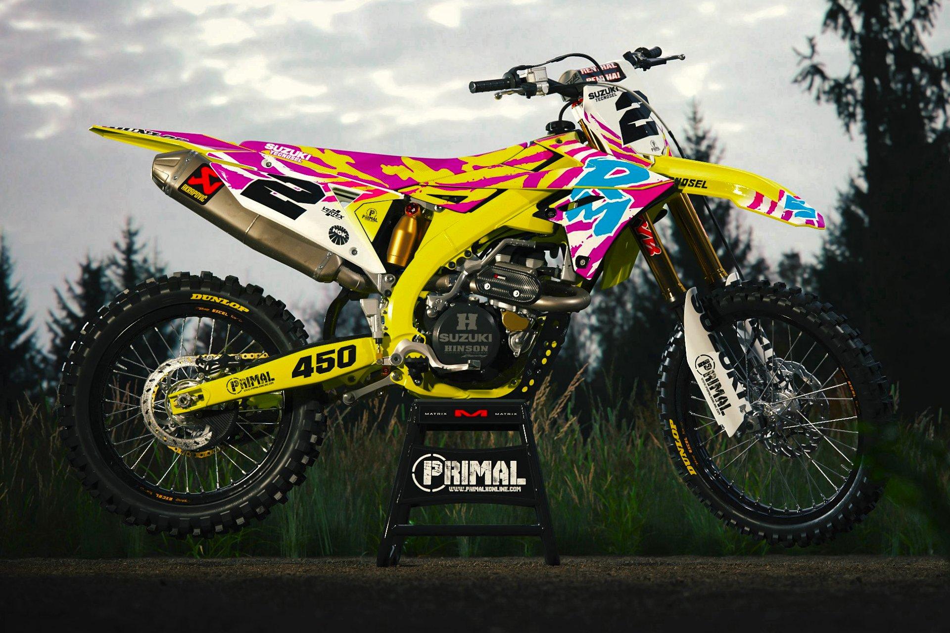Custom Motocross Apparel : Ash Cycles